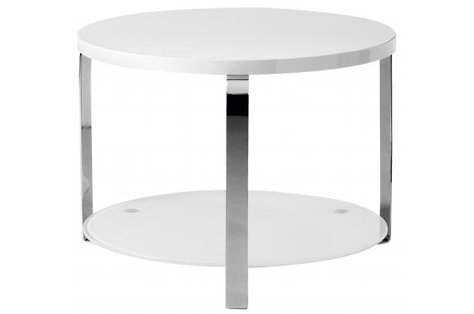 table d 39 appoint blanche ronde table d 39 appoint pas cher. Black Bedroom Furniture Sets. Home Design Ideas