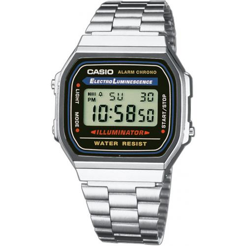 Montre Homme A168WA-1YES Casio Collection
