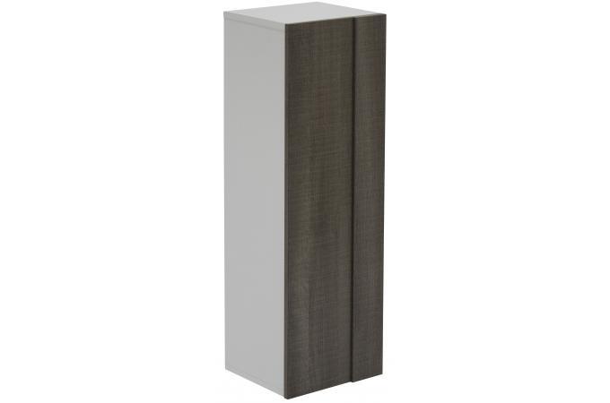 colonne murale 1 porte plaqu bois texas meuble de. Black Bedroom Furniture Sets. Home Design Ideas