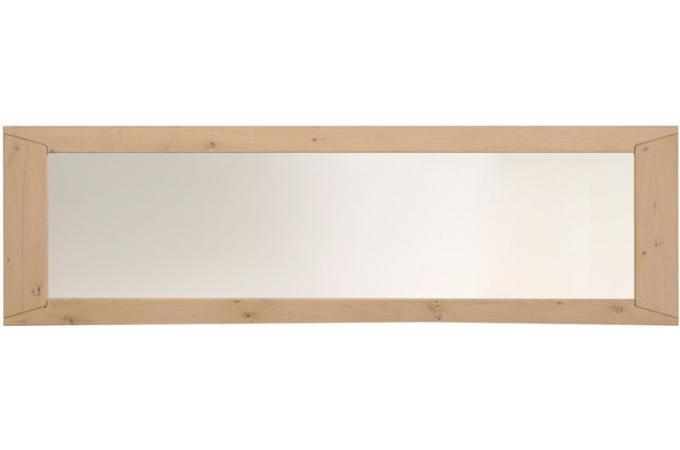 Grande collection de miroir rectangulaire design et pas for Miroir bois pas cher