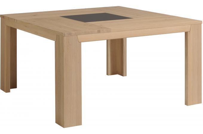 table manger carr plaqu bois katia table manger pas cher. Black Bedroom Furniture Sets. Home Design Ideas