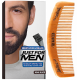 Just For Men - PACK COLORATION BARBE ET PEIGNE BARBIER Noir Naturel - Couleur naturelle
