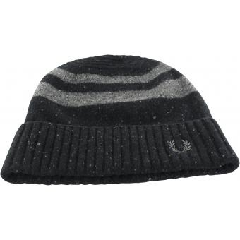 BONNET A RAYURES Fred Perry