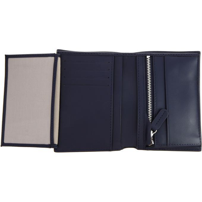Portefeuille Vertical Premium Lacoste Cadeaux Maroquinerie Homme