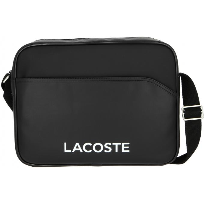 sac airliner casual sport lacoste sac homme. Black Bedroom Furniture Sets. Home Design Ideas