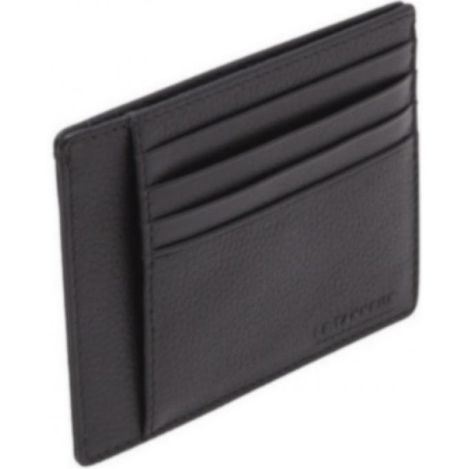 Porte cartes marron marius cuir de vachette grain le for Porte carte le tanneur