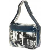 Diesel Maroquinerie - SAC BESACE BRANCHE PHOTOPRINT - Promotions Maroquinerie HOMME