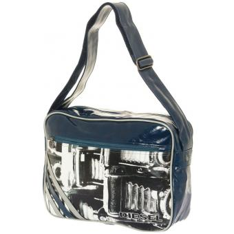 SAC BESACE BRANCHE PHOTOPRINT Diesel Maroquinerie
