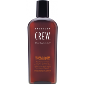 American Crew - POWER CLEANSER STYLE REMOVER - Shampoing cheveux gras homme