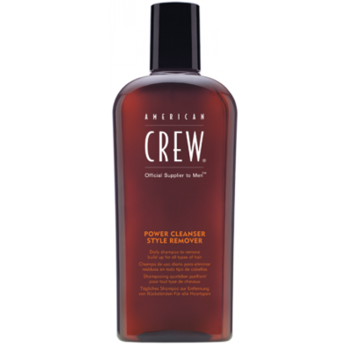 POWER CLEANSER STYLE REMOVER American Crew