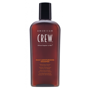 American Crew - DAILY MOISTURIZING SHAMPOO - Sélection Stay at Home