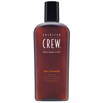 American Crew - CLASSIC GRAY SHAMPOO - Shampoing homme