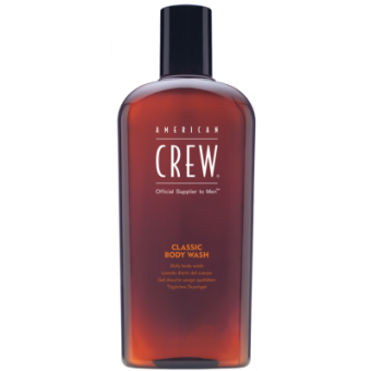 American Crew - CLASSIC BODY WASH - Promotions