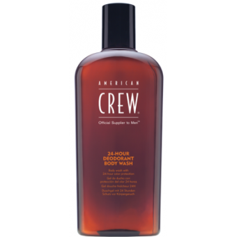 American Crew - 24-HOUR BODY WASH - Cosmetique american crew