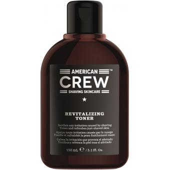 American Crew - REVITALIZING TONER - Soin rasage homme