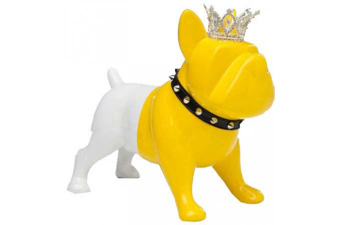 Tirelire kare design jaune en polyr sine s da tirelire pas cher - Objet decoration design pas cher ...