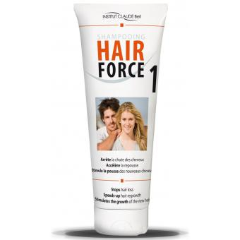 Shampoing Traitant Anti-Chute Hair Force One Claude Bell