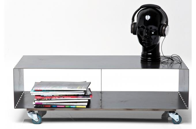 Meuble Tv Kare Design : Support Tv Acier Kare Design, Deco Design Kare Design