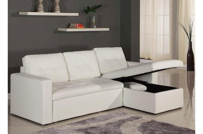 Canap d 39 angle convertible dallas canap chesterfield pas cher - Banquette angle convertible ...