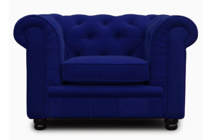 fauteuil chesterfield 1 place bleu velours fauteuil chesterfield pas cher. Black Bedroom Furniture Sets. Home Design Ideas