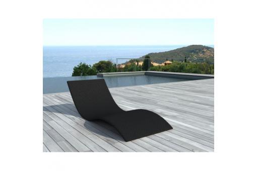 table et chaises de jardin bicolores en r sine tress e alix fauteuil et chaise de jardin pas cher. Black Bedroom Furniture Sets. Home Design Ideas