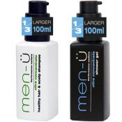 men-ü Homme - DUO GEL DOUCHE & SHAMPOING - Shampoing