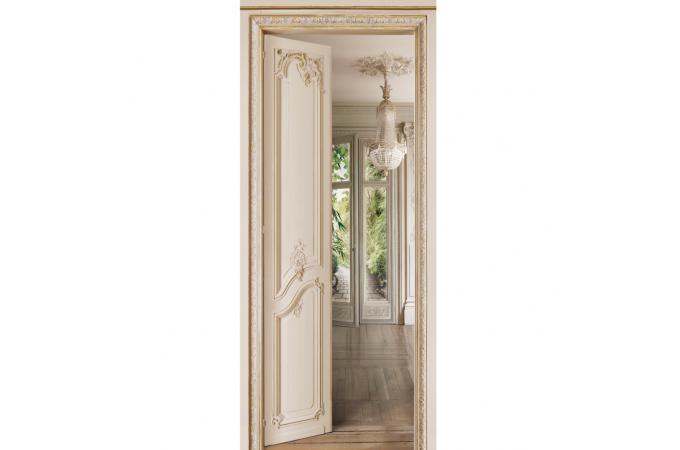 papier peint jardin beige louis xv papier peint trompe l 39 oeil pas cher. Black Bedroom Furniture Sets. Home Design Ideas