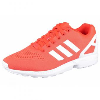 Adidas Originals - adidas Originals ZX Flux EM chaussures de running homme - Orange - Sneakers homme
