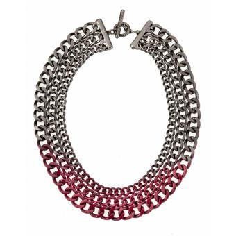 Collier Tendance Chic Rose - Scooter - Scooter