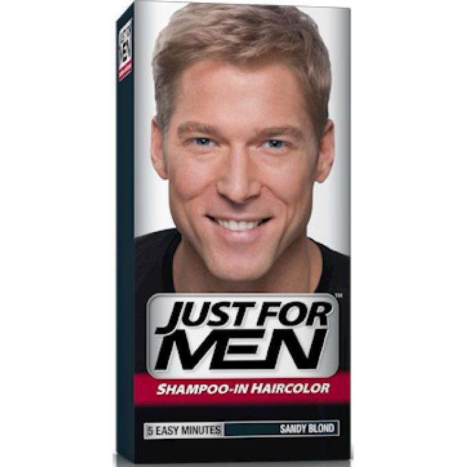 coloration cheveux homme blond just for men coloration cheveux barbe homme. Black Bedroom Furniture Sets. Home Design Ideas
