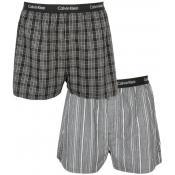 Calvin Klein Underwear - PACK DE 2 CALECONS TRADITIONNELS - Calvin Klein Underwear