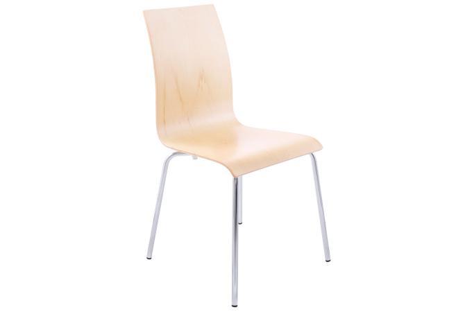 Chaise nature en bois m r dithe chaise design pas cher for Chaise en bois pas cher