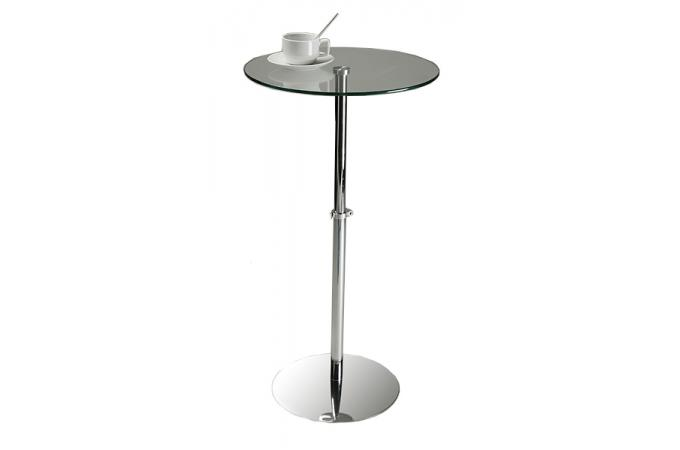 table d 39 appoint r glable argent table d 39 appoint pas cher. Black Bedroom Furniture Sets. Home Design Ideas