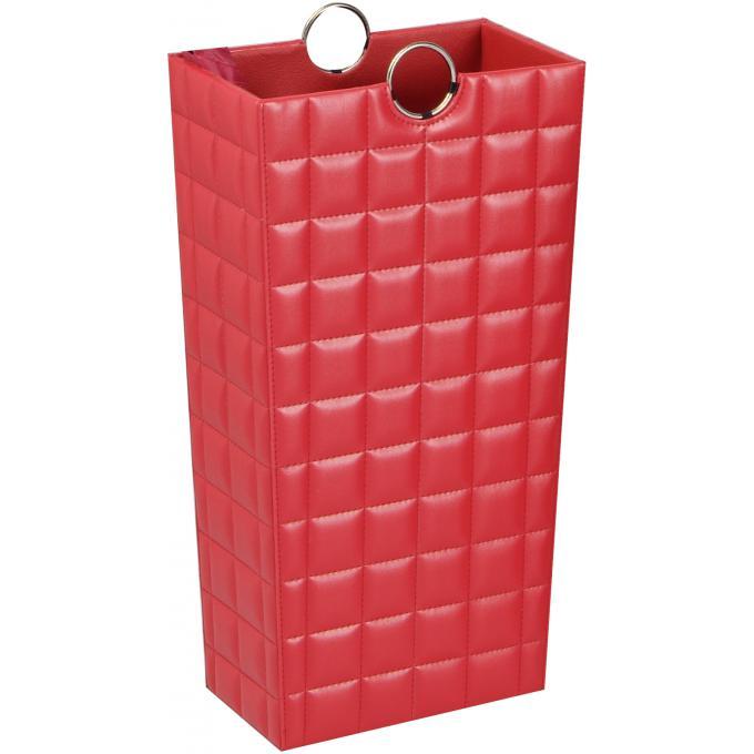 porte parapluie capitonn rouge porte manteaux pas cher. Black Bedroom Furniture Sets. Home Design Ideas