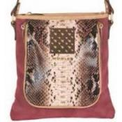 SAC BANDOULIERE IMPRIME PYTHON - Thierry Mugler