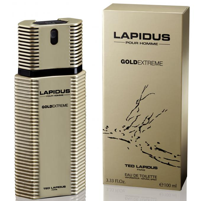 Gold Extreme 100ml Ted Lapidus Parfums