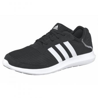 Adidas Performance - adidas Performance Element Refresh chaussures de running homme - Noir - Blanc - Sneakers homme