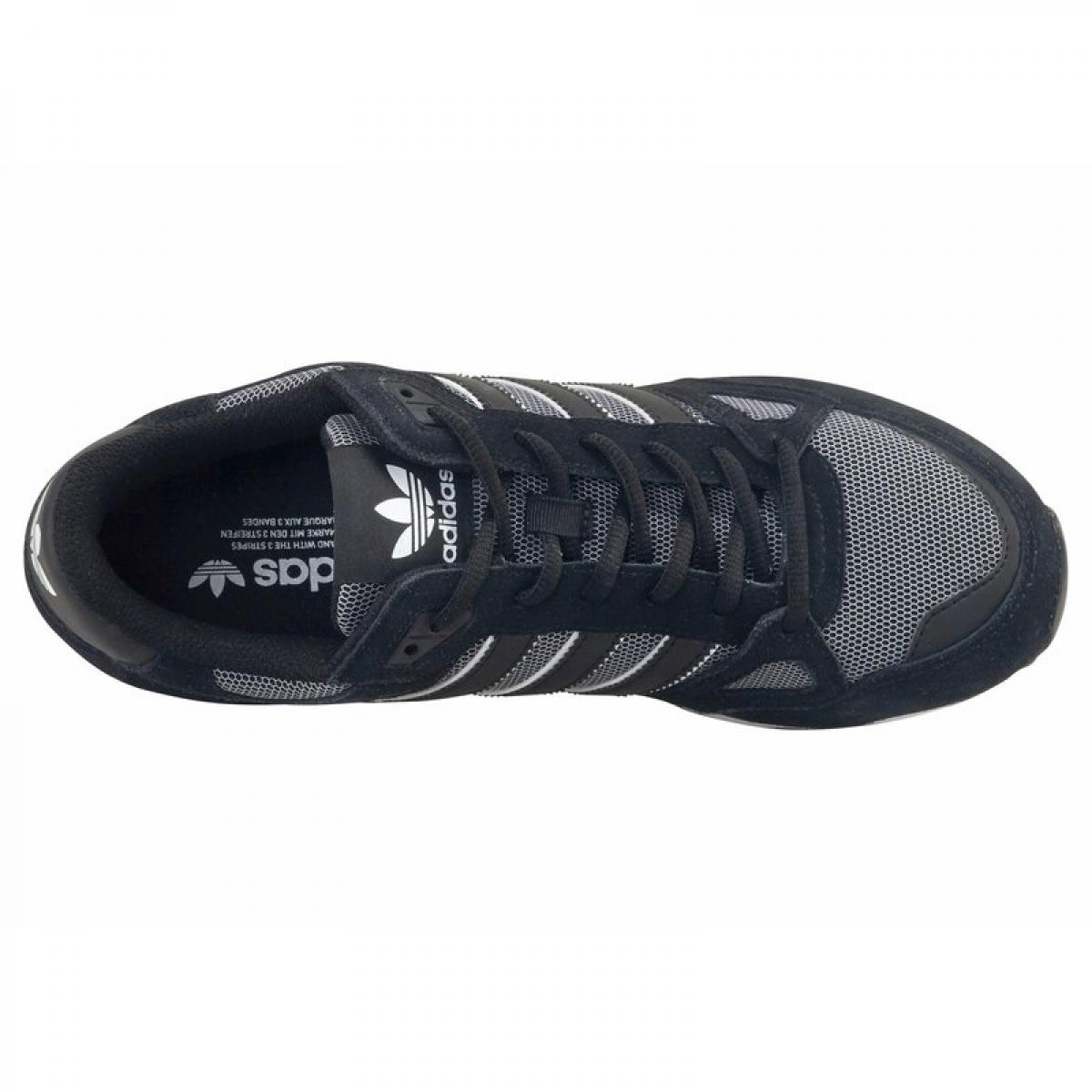 adidas Originals ZX 750 sneakers homme - Noir - Blanc Adidas ...