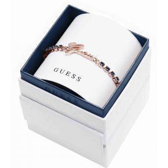 Bracelet Or Rose Imprimé - Guess Bijoux - Guess