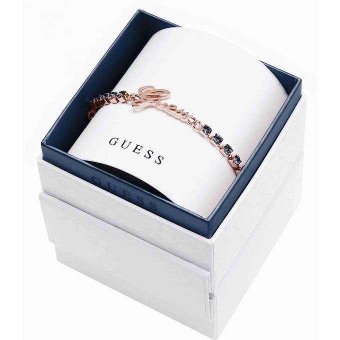 Bracelet Or Rose Imprimé - Guess Bijoux   bijoux Guess Bijoux ... 4f628a2a0206