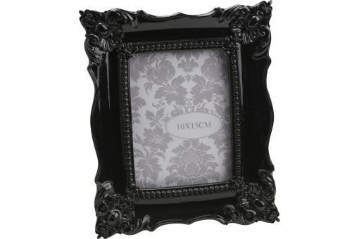 Cadre photo baroque noir 20x15 cadre photo pas cher - Petit cadre baroque pas cher ...