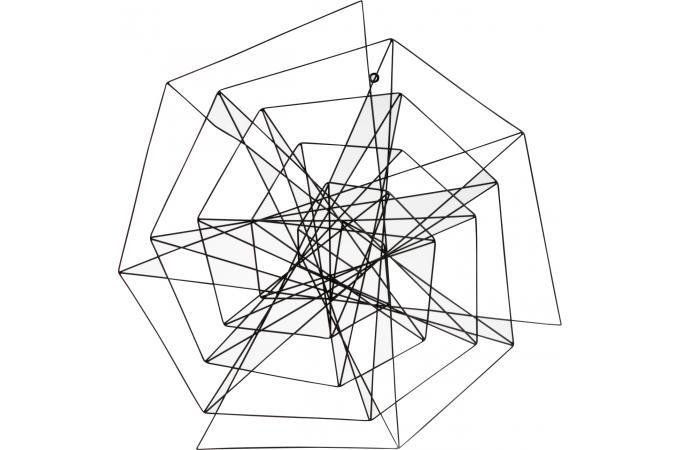 Preview for Objet deco geometrique