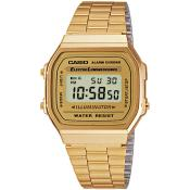 Casio - Montre Casio Retro Vintage A168WG-9EF - Montre casio homme
