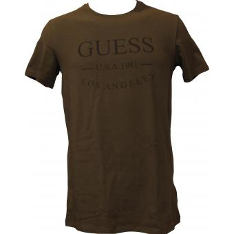 TEE SHIRT COL ROND Guess