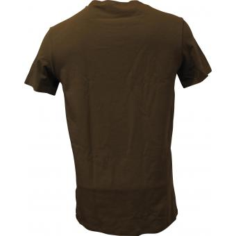 TEE SHIRT COL ROND - Stretch Coton