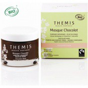 Themis Homme - MASQUE CHOCOLAT BIO - Purifiant Visage -