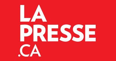 La Presse Canada logo
