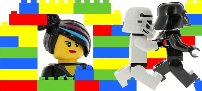 Lego montres enfants