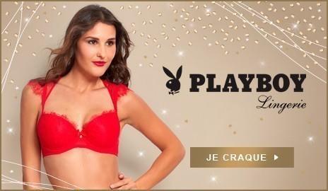 Succombez aux dessous Playboy !