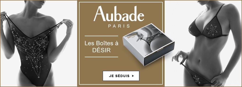 Trouvez le cadeau idéal avec Les Boîtes à Désir d'Aubade